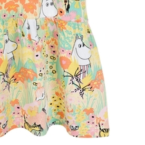 Martinex Moomin children's Buttercup dress, yellow