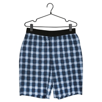 Men's Stinky pymajas shorts set, blue