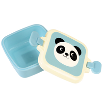 Miko the panda lunch/ snack box