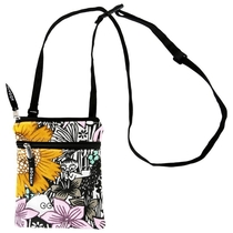 """Moomin """"Tuhto"""" pouch bag Daydreaming, yellow"""