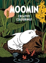 Moomin Creative Colouring book