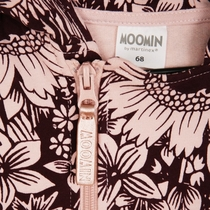 Moomin Little My Daydreaming, baby's jumpsuit rose