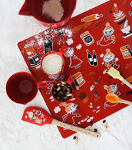 Moomin Little My baking baking table cover