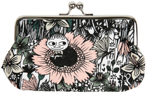 Moomin Miska pouch Little My Daydreaming, black