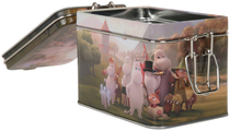 Moomin Moominvalley tea caddy