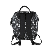 Moomin Samu backpack Tove, black