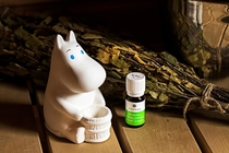 Moomin Sauna Decor + Eucalyptus sauna fragrance 10ml