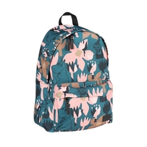 Moomin Sniff backpack Blooming, green