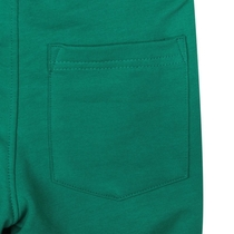 Moomin Stinky children's trousers, green