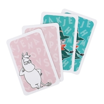 Moomin Stinky memory game cards