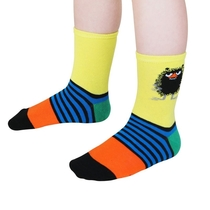 Moomin Stinky socks 2pcs, yellow