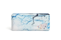 Moomin Sunglasses/ glasses case, Moominland Midwinter, with a cleaning cloth