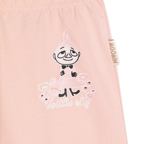 Moomin baby's trousers Little My, rose