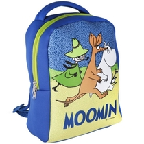 Moomin backpack Friends, blue
