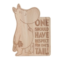 Moomin beech Brave cutting board