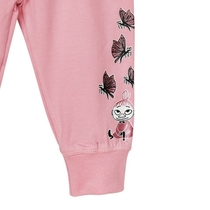Moomin butterfly babies' trousers, rose