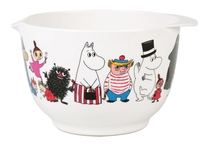 Moomin characters cooking bowl