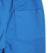Moomin children's Stinky trousers, blue
