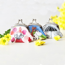 Moomin coin purse, Friends