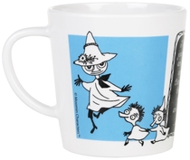 Moomin melamine mug Friends