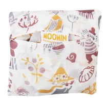 Moomin shopper bag / eco bag Tove Oxfam, white