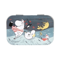 Moomin small tin box Storm