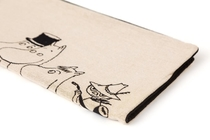 Moomin tapestry decor pillow cover, Party of Moomins