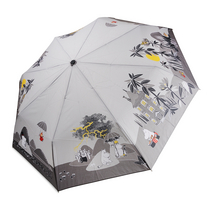 Moomin umbrella, multi color