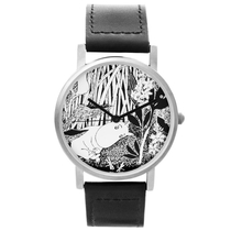 Moomin wristwatch 31mm, Dreaming Moomintroll