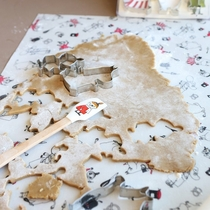 Moominmamma's silicone oven/ baking mat