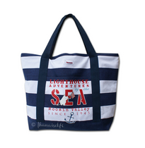 Muumi Sea Shopper - kangaskassi