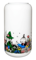 Muurla Moomin A Moment Together vase, 23cm