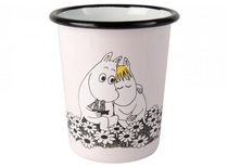 Muurla Moomin Enamel Tumbler, Together Forever