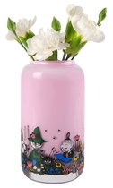 Muurla Moomin Moment Together vase, 12cm