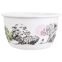 Muurla Moomin Thought enamel bowl, 2L