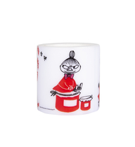 Muurla Moomin candle Little My, 8cm