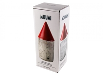Muurla candle with an extinguishing lid, Moominhouse, 17cm