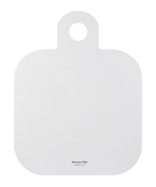 Muurla serving / cutting board Vyyhti, birch/white