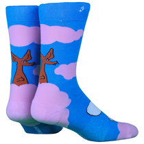 NVRLND adults' Moomin socks,  In the clouds