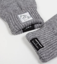 NordicBuddies Moomintroll adults' gloves, grey