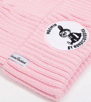 Nordicbuddies Little My adult's beanie, light pink