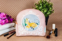 Nordikka deer makeup bag