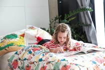 Pippi Longstocking duvet cover set 150x210cm