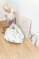 Play&Go Children's carpet play mat / toy bag Fairytail