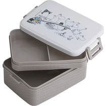 Rätt Start Moomin lunch box, grey