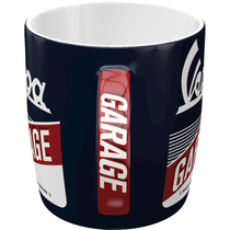 Retro-mug Vespa Garage