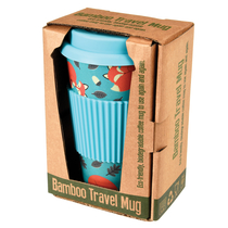 Rusty kettu bambu take away muki