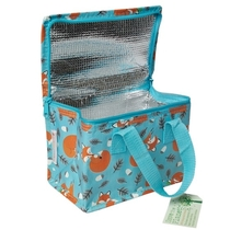 Rusty the Fox lunch/ cooler bag