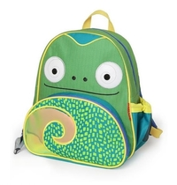 Skip Hop children's backpack, Chameleon