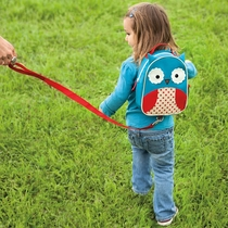 Skip Hop children's safety harness backpack, Owl